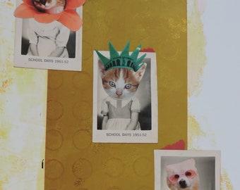 retro cat, retro cat art, vintage cat, vintage cat art, cats in clothes, retro vintage, retro wall art, retro wall decor, retro art