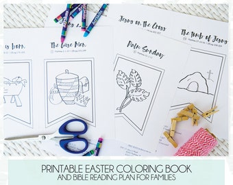 image about Holy Week Activities Printable identify Holy 7 days things to do Etsy