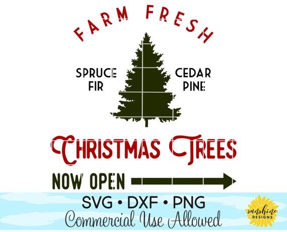Fresh Christmas Trees Svg.Farm Fresh Christmas Trees Svg Christmas Tree Svg Red Truck Christmas Svg Vintage Christmas Sign Svg Farm Fresh Svg Farmhouse Sign Svg