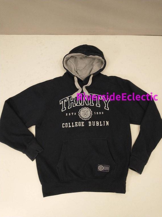 Trinity College Dublin Sweatshirt Vintage 90's Uni