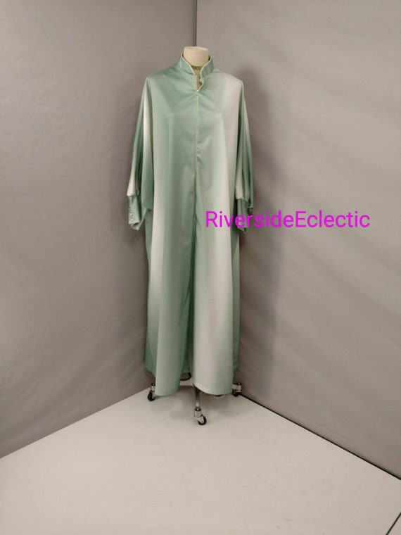 Loungewear Kaftan Vintage 70's Long Hostess Maxi D