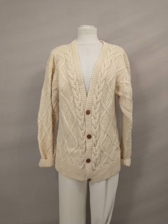 Christian Dior Hand Knit Vintage Sweater Tradition