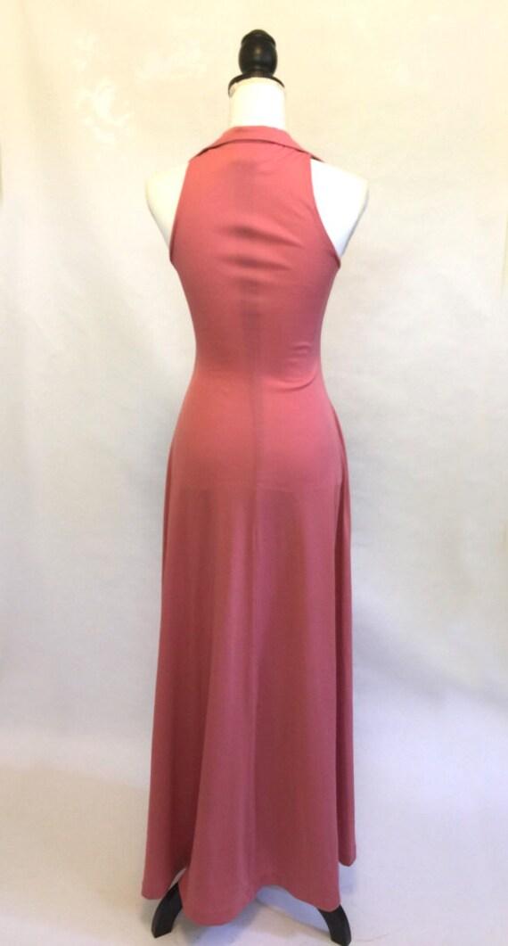 JODY TI Retro 70s Shirt Dress - image 5