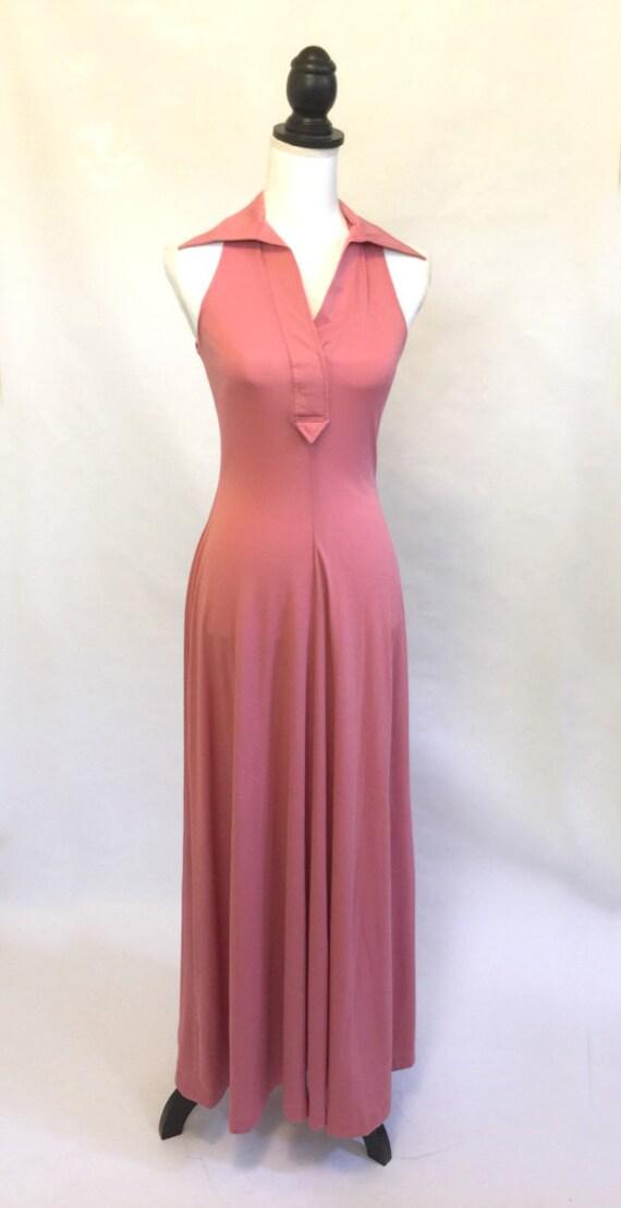 JODY TI Retro 70s Shirt Dress - image 2
