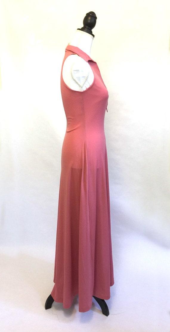 JODY TI Retro 70s Shirt Dress - image 6