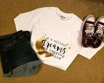 "The Greatest Showman ""A Million Dreams"" T-Shirt"