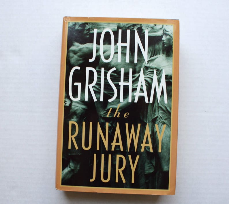 The Runaway Jury Book