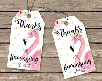 Flamingo Invites