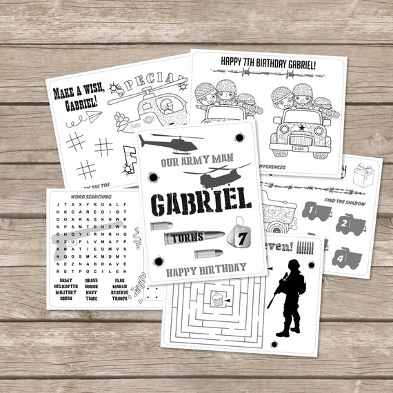 Free Printable Army Coloring Pages For Kids   570x570