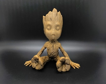 63d56d0ab5c01 Baby Groot Planters, Guardians of Galaxy Flower Pots, Nursery Planters,  Tree Planter, Groot Gifts, Animal Planters, Groot Pot, Desk Planter