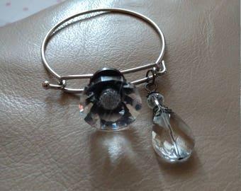 Vintage look doorknob bracelet