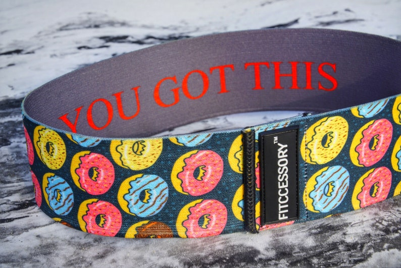 Donut Resistance Booty Band