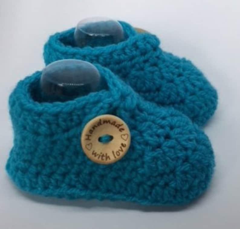 baby shower gift baby boy shoes baby boy boots,baby boy beanie,newborn-9months Crochet baby boy set baby boy,baby booties,baby boy hat