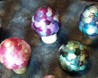 Desktop dragon eggs