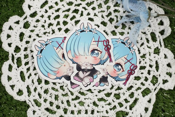 Rem Glossy Sticker Paper