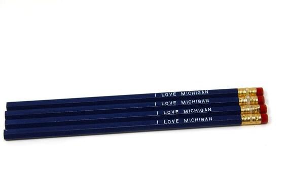 Michigangster Pencils
