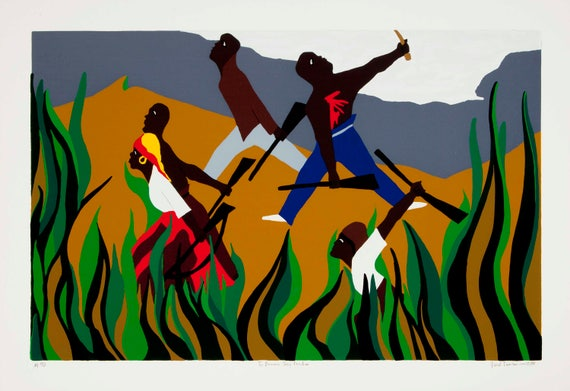 Jacob Lawrence- To Preserve Their Freedom