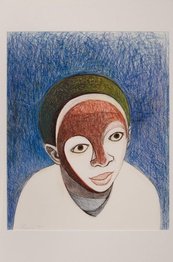 Samella Lewis- Boy