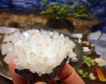 Angel AURA QUARTZ  | Healing Crystals, Healing Stones, Quartz Crystals, Aura Quartz, Crystal Healing, Quartz, Quartz Crystals