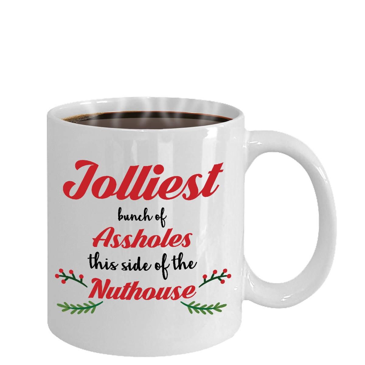 Funny Christmas sayings coffee mug movie quote Christmas ...