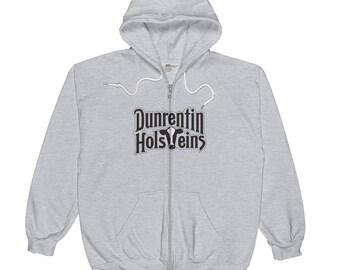 Dunrentin Holsteins - zip hoodie