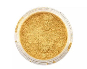Metallic Pigments for Slime, Arts, Crafts, and more. Pearl White, Ocean Blue, Mysterious Purple, Royal Gold, and Jet Black. 1g, 5g available