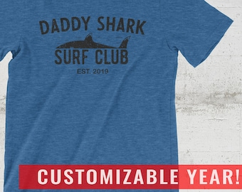 486c108f Funny New Dad Shirt, Funny New Dad Gifts, New Dad T shirts, Expecting Dad,  Daddy Shark Shirt, Father's Day New Daddy, Daddy Tee, Daddy Shark