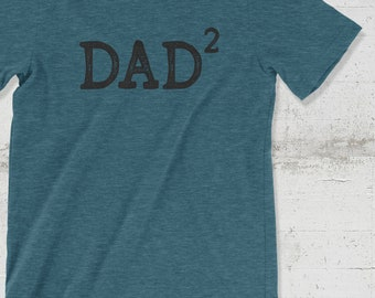 Father/'s Day Gift New Dad Tee Pregnancy Announcement T-Shirt For Men Dad Est