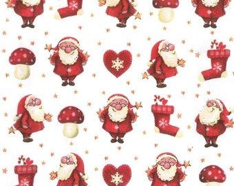 Santa Claus paper towel (353)