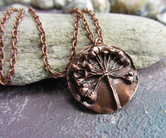 Handmade Copper Pendant Handmade Necklace Pendant Copper Etsy