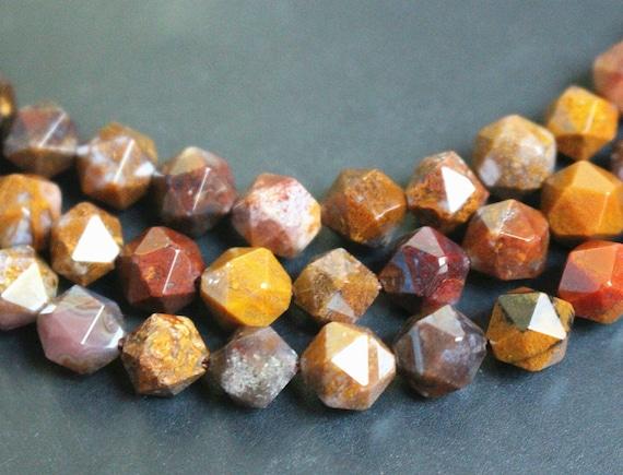 "Beautiful 8mm Rainbow Black Sea Shell Pearl Loose Bead strand 15""AAA"