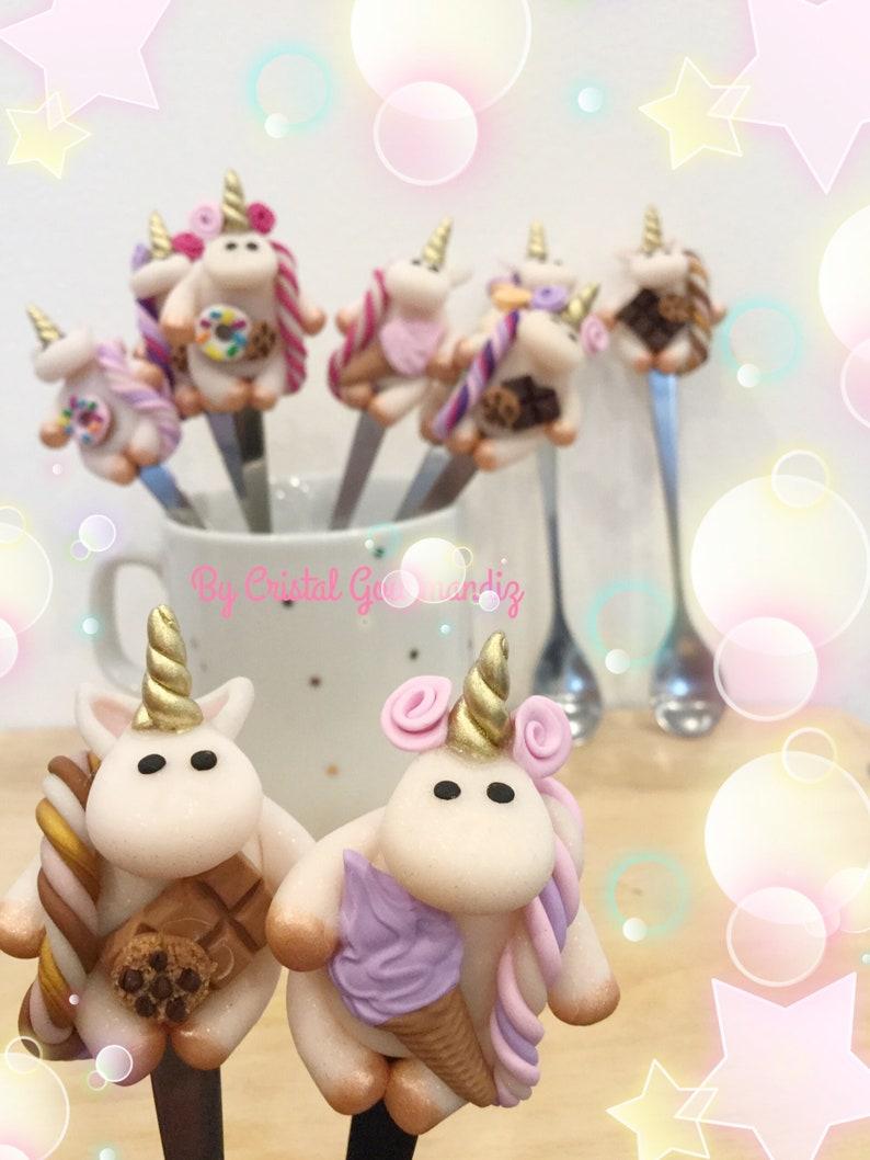 Unicorn Spoon image 0