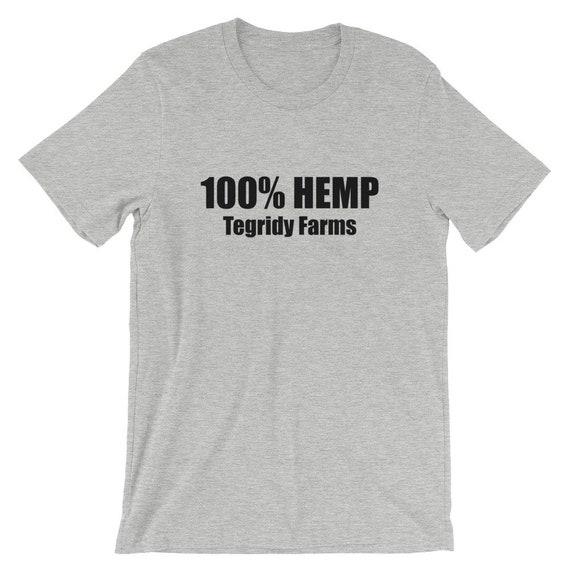 Arsmt 100/% Hemp Tegridy Farms Infan Short Sleeve Shirt Girls Birthday Gift