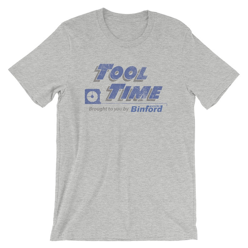 Tool Time t-Shirts and Hoodies Dad Construction Binford  a27f1c475