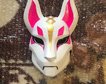 made to order drift skin cosplay mask - fortnite drift mask skin