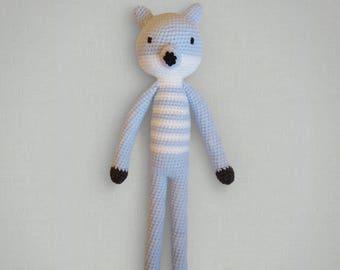 Raccoon Plushie