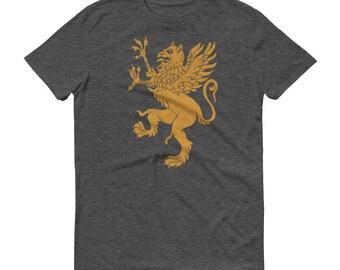 XL Medieval Griffin Dragon Logo Kids Tee Shirt Pick Size /& Color 2T