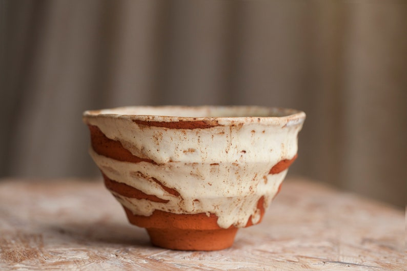 Chawan Matcha Japanese Pottery Ceramic Tea Bowl Cup Ceremony Yunomi