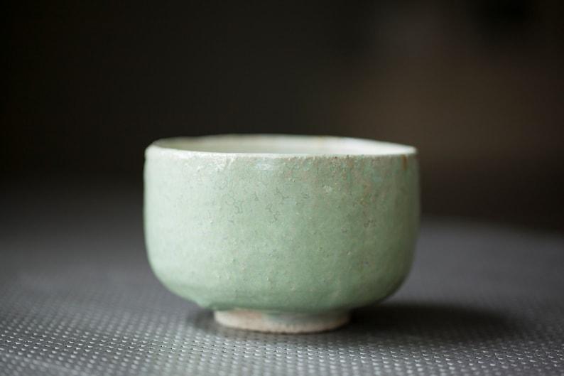 Tea Bowl Chawan matcha Japanese Styled Tea Ceremony Handmade Tea bowl Japanese tea bowl pottery