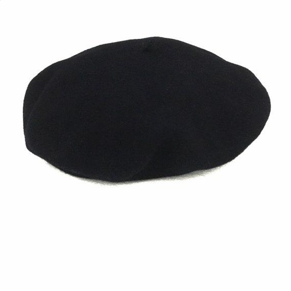 Agnes B Beret Wool Cap - image 2