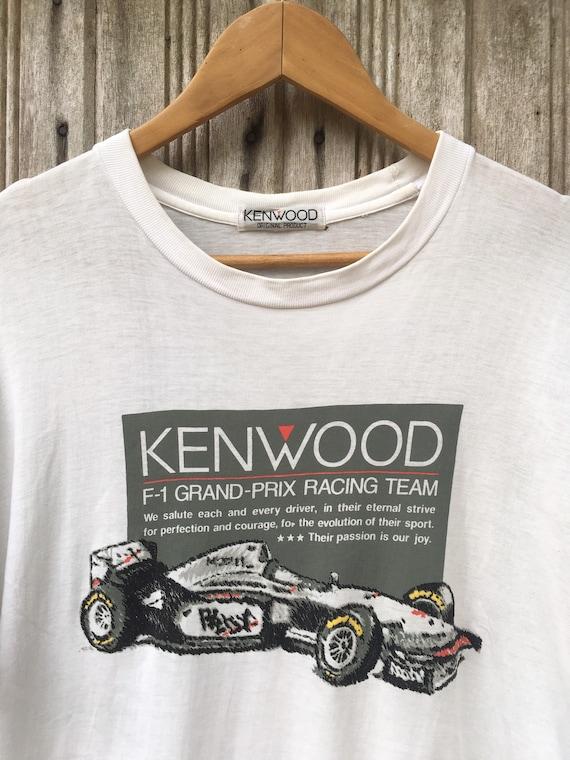 Vintage Kenwood Racing Motorsports Tees Shirt - image 4