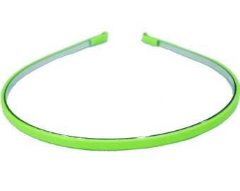Greenhouse headband/headband/head simple neon - green
