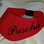 Dog Scarf with Name