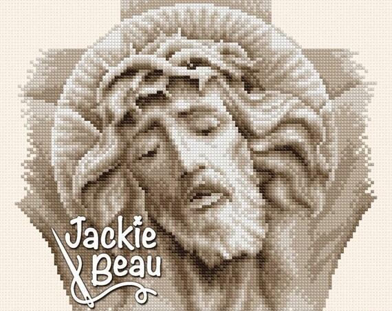 "Cross-stitch pattern ""Good Friday"" by Jackie Beau - Download PDF"