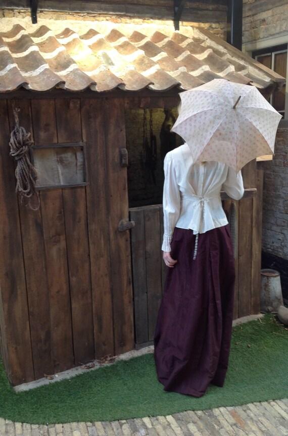 antique victorian edwardian skirt  1900s