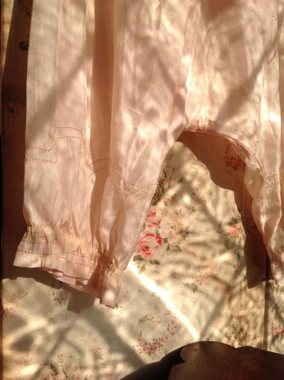 pink silk bloomers, wonderful.... - image 5