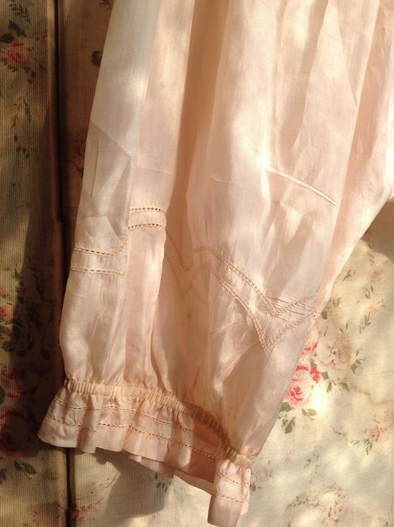 pink silk bloomers, wonderful.... - image 7