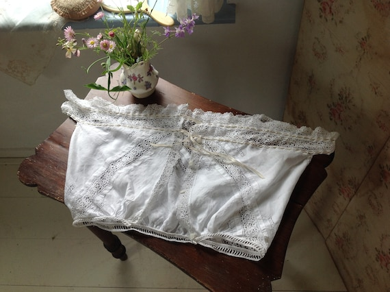 fine linen and lace camisole - image 9