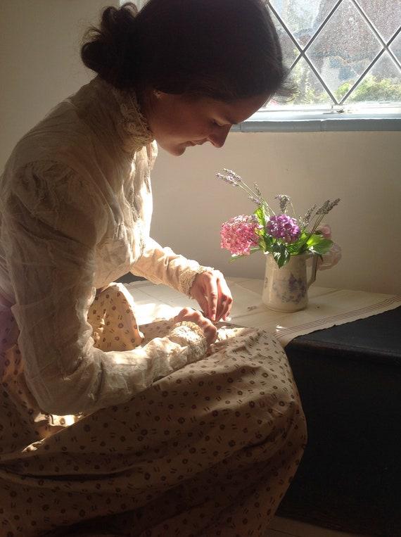 antique victorian bodice blouse 1870s
