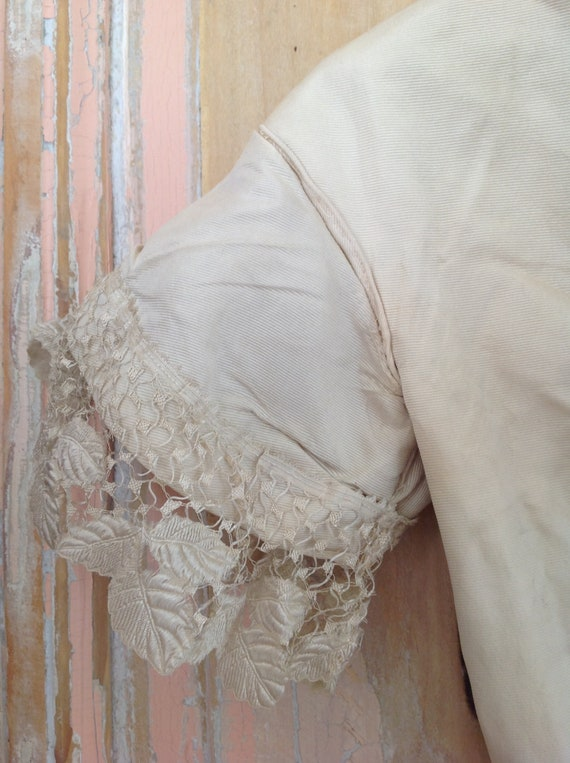 excellent bodice from the 1890s, belle epoque - image 2